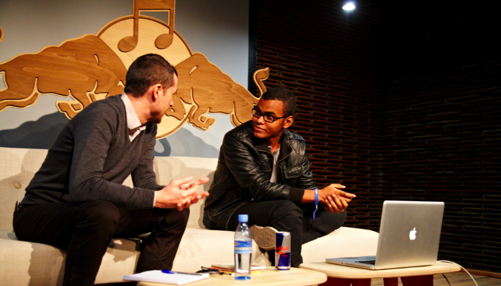 Red Bull Music Academy Madrid, programa especial y lecture
