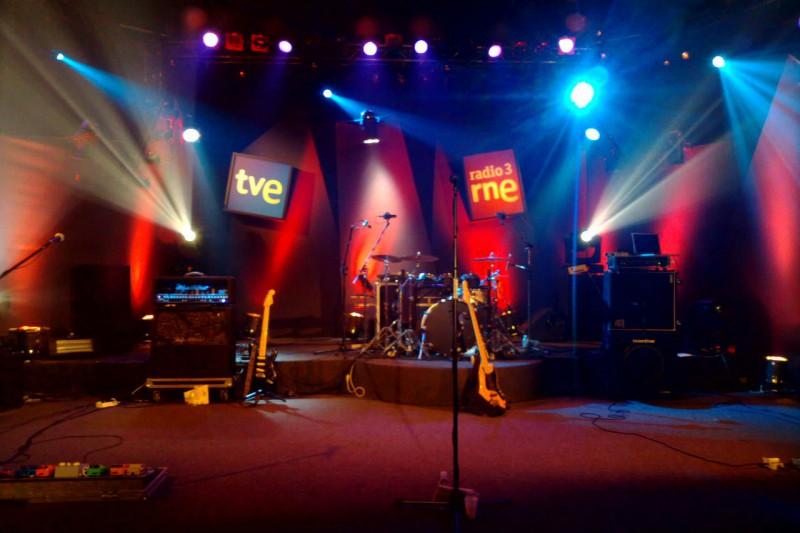 Los conciertos de Radio 3 - La 2