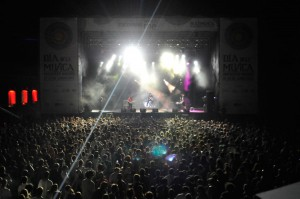 Maximo Park en el Día de la Música 2012