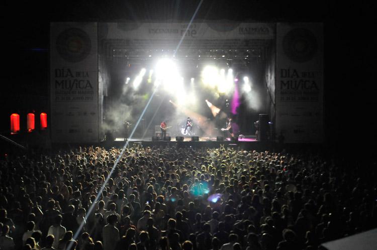 Mi Día de la Música 2012: Twin Shadow, Mendetz, Breton y Maxïmo Park