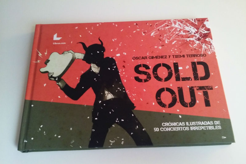 Sold Out - Libro - ajpaniagua
