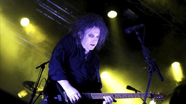 Concierto de The Cure en el Primavera Sound 2012