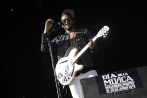 Twin Shadow en el Día de la Música 2012