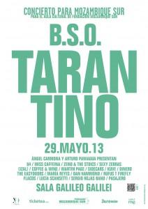 Cartel BSO Tarantino