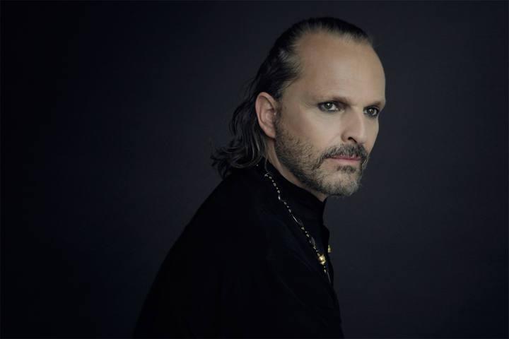 Miguel Bosé estrena Amo y visita RTVE.es