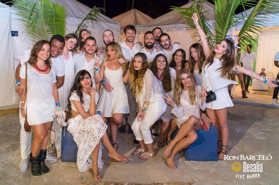 Una semana en el Caribe, una semana en Desalia